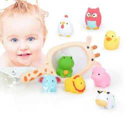 Bathroom Baby Bath Water Toys Rubber Duck Beach Toy Girl Boy