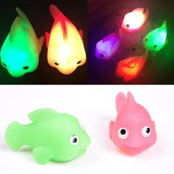 Bathroom LED Light Kids Toys Water Induction Waterproof In T