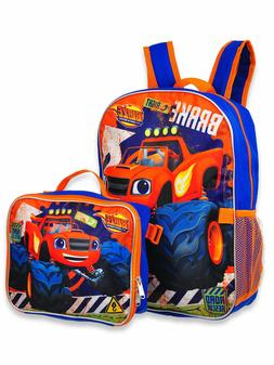 Blaze and the Monster Machines Boys School Backpack Book bag