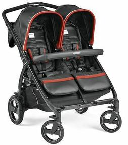 Peg Perego Book For Two Compact Easy Fold Twin Baby Double S
