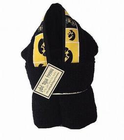 Sweet Sugar Baby Boys Sleepwear Black One Size Towel Hawkeye