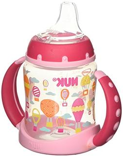 Nuk BPA Free Trendline Learner 5oz Cup Silicone Spout Whimsy