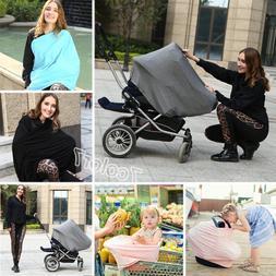 Breastfeeding Cover Nursing Privacy Top Canopy Baby Feeding