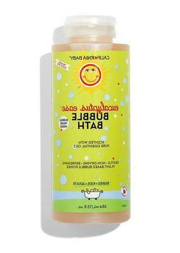 California Baby Bubble Bath Aromatherapy, Eucalyptus Ease1