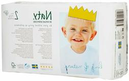 Naty by Nature Babycare Eco-Friendly Disposable Baby Diapers
