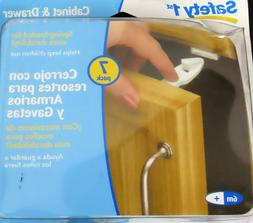 Safety 1st Cabinet and Drawer Locks for Baby Proofing-Set of