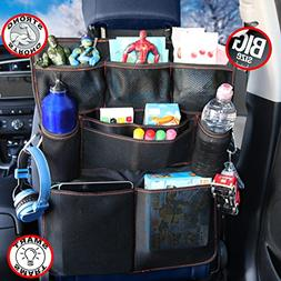 B-comfort Car Back Seat Organizers-Excellent Travel Accessor