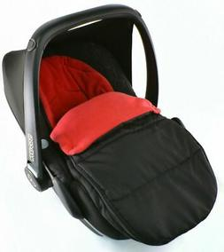 Car Seat Footmuff Compatible With Baby Jogger Citi Go Fire R