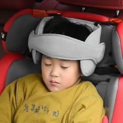 US Baby Child Head Support Stroller Pram Car Seat Belt Sleep