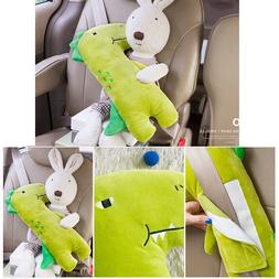 Car Seat Strap Belt Cushion Cover Doll Safety SeatBelt Toy P