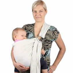 Neotech Care Baby Sling Carrier Cotton w/Rings Adjustment In