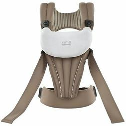 Britax Baby Carrier Organic Tan for Babies 8-32lbs. w/Remova