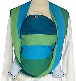 NEW Didymos Baby Carrier Organic Wrap Sling, Iris, Size 4
