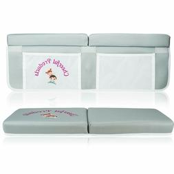 Cheerful Products Padded Bath Kneeler and Elbow Rest