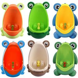 Child Potty Training Wall Kids Urinals Toilet Seat Portable