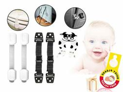 Child Proof Kit 5 Pieces Furniture Anchor Safety Straps Cabi