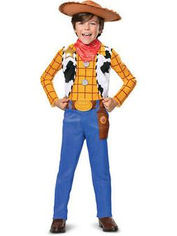 Child's Disney Classic Toy Story 4 Woody Costume