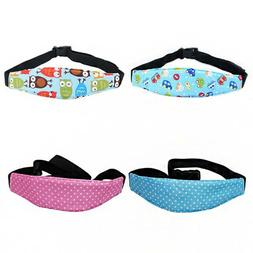 Child Seat Head Fixing Belt Baby Car Seat Head Support Band
