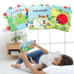 Children's Education Animal Stereo Embroidery Tear Not Bad W