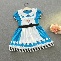 Childrens Baby Toddler Girls Cute Princess Tutu Dress Costum