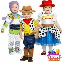 Childs Toddler Boys Girls Disney Toy Story Movie Book Week F