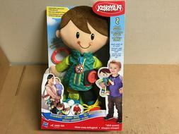 Playskool Classic Dressy Kids Boy Plush Toy for Toddlers Age
