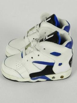Classic LA Gear Infant Basketball Sneakers  LA Lights In Whi