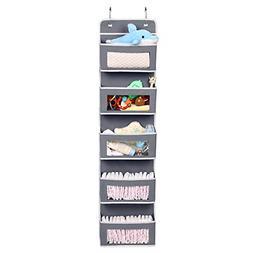 Clear Windows Hanging Storage Organizer for Pantry Baby Nurs