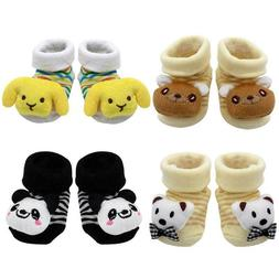 Clothing-Cartoon-Newborn-Baby-Shoes-Anti-Slip-Socks-Slipper-