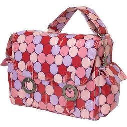 Kalencom Coated Double Buckle Diaper Bag 4 Colors Diaper Bag