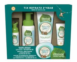 Seventh Generation Coconut Baby Skin Care Gift Set