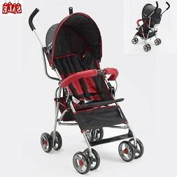 Compact Lightweight Travel Umbrella Baby Stroller Foldable U