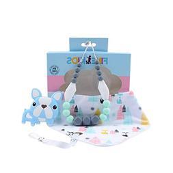 COMPLETE BABY TEETHING SET – Baby Teether Toy, Teething Ne