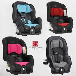 Convertible Car Seat Baby Toddler Safety 2 in 1 Facing Front