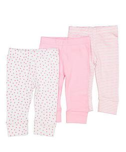 Spasilk Cotton 3 Pack Pants
