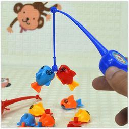 Creative Classic Fishing Toys Sets Children's Fishing Educat
