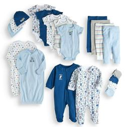 Cute 20 Piece Baby Boys Clothing Set Great Baby Shower Gift