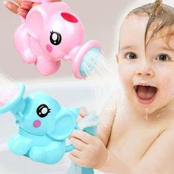 Cute Baby Bath Animals Toys Shower Kid's Water Tub Bathroom