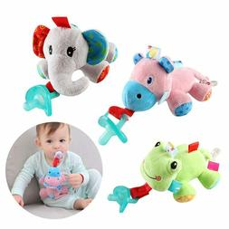 Cute Baby Pacifier Plush Toy wubbanub Newborn Kids Boys/Girl
