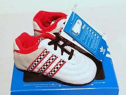 DEAD STOCK Adidas Originals Adi Racer Checkers Baby Trainers