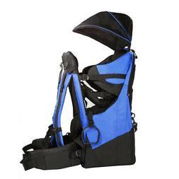 Deluxe Adjustable Baby Carrier Outdoor Light Hiking Child Ba