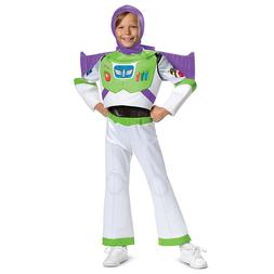 DELUXE Boys Disney Toy Story 4 Buzz Lightyear Full Costume T