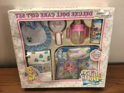 Deluxe Doll Care Gift Set Baby Doll Care Accessories GIGO To