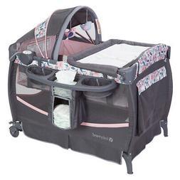 Baby Trend Deluxe II Nursery Center Playard Play Crib with B
