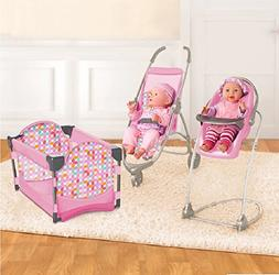 Be My Baby Deluxe Playset