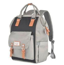 Diaper Bag Backpack, Unisex Baby Big Bag, Multifunction Wate