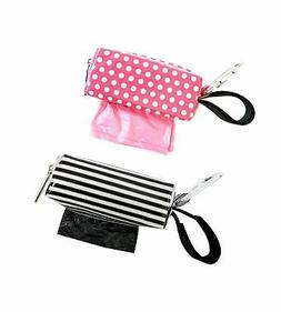 Oh Baby Bags Diaper Bag Clip-On Dispensers with Disposable B
