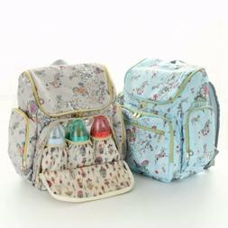 Diaper Bag Waterproof Travel Backpack Nappy Bags Baby Care