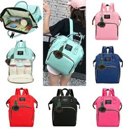 Diaper Bags Mommy Maternity Travel Backpacks Big Baby Care N
