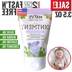 Diaper Rash Cream Treatment Remedies Baby Nappy Ointment Dry